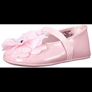 Stuart Weitzman Layette Baby Bud Ballet Flat size2